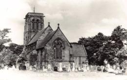 R178790 St. Matthews Stretton Church And War Memorial. Fitzwilliams. RP - Cartes Postales