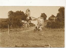 Real Photo Minas Barrio Del Molino Mill Moulin - Uruguay