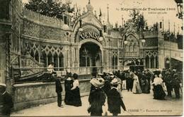 8358 - Haute Garonne - TOULOUSE : MANEGE NAUTIQUE * VENISE * - Exposition De 1908  - Circulée En 1908 - Toulouse