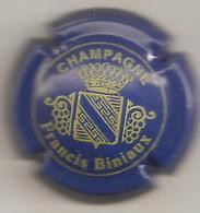 Capsule  BINIAUX  Francis  N° 2a - Champagne