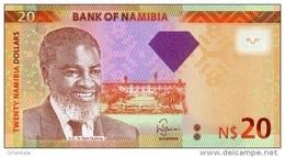 NAMIBIA P. 12b 20 D 2013 UNC - Namibia