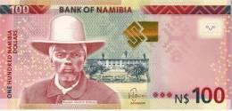 NAMIBIA P. 14 100 D 2012 UNC - Namibia
