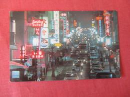 Night Street View   Chinatown        California > San Francisco----ref 3178 - San Francisco