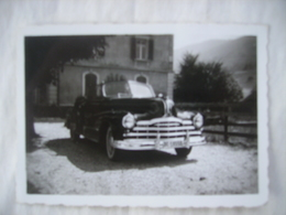 Photo  Vieille Voiture  A Identifier 8,5 X 6,2 - Automobiles