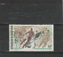 Haute Volta Oblitéré  1970  Poste Aérienne N° 78    Sport. Coupe Du Monde De Football - Haute-Volta (1958-1984)