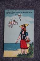 Humoristique -  Que Son Parachute Ne S'ouvre Pas ... Passe Encore ... Mais - Humor