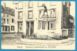 (G072) ENSIVAL - Monument Commémoratif De 1914-1918 - Verviers