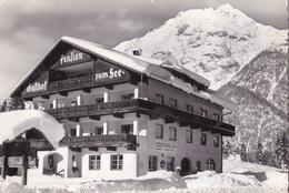 LEUTASCH  VG AUTENTICA 100% - Innsbruck