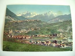 Castelmarte   Panorama Con Le Grigne    COMO  LOMBARDIA  VIAGGIATA COME DA FOTO - Como