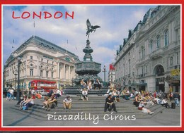 LONDRA - PICCADILLY CIRCUS - NUOVA - Piccadilly Circus