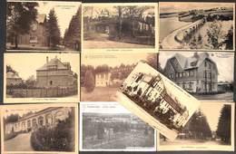 Elsenborn (camp Et Village) - Petit Lot Sympa 10 Cartes - Butgenbach - Buetgenbach