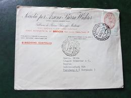 (19183) STORIA POSTALE ITALIA 1958 - 6. 1946-.. Repubblica