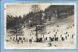 Valdeblore (06) Les Colmianes La Colmiane 2 Scans Carte Animée De Sports D'hiver - Autres Communes