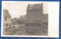 Carte Photo  -  Identifiée Comme Bourghelles - Frankrijk