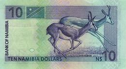 NAMIBIA P.  4c 20 D 2003 UNC - Namibia