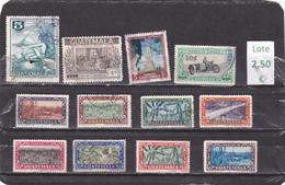 Guatemala  -  Lote  12  Sellos Diferentes     - 2/1042 - Guatemala