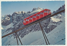 AK  Hoadl Standseilbahn Innsbruck - Seilbahnen