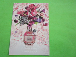 VIKTOR & ROLF -  Carte Parfumée - Modernas (desde 1961)