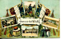 N°70806 -cpa Le Havre -souvenir Du Havre- - Autres