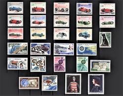 MONACO 1967 / ANNEE COMPLETE / 28 TP / DU  N° 708 A N° 735 - NEUFS** - Monaco