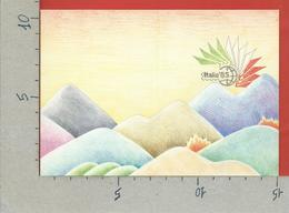 CARTOLINA NV ITALIA - ITALIA 85 - Esposizione Mondiale Di Filatelia - ROMA - 10 X 15 - Esposizioni