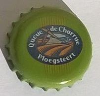 Belgique Capsule Bière Beer Crown Cap Queue De Charrue Triple Ploegsteert - Bière