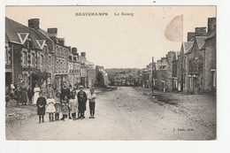 BEAUCHAMPS - LE BOURG - 50 - Other Municipalities