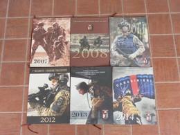 Calendari 1 Reggimento Carabinieri Tuscania - Calendarios