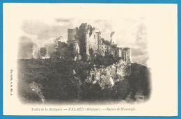 (G075) FALAËN - Vallée De La Molignée - Ruines De Montaigle - Onhaye