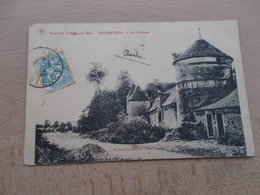 Environs D`Arnay-le-Duc  -  Promenois - Le Chateau - Arnay Le Duc