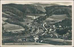 Breitenhain Im Landkreis Schweidnitz Lubachów Blick Auf Die Stadt 1926/1933 - Schlesien