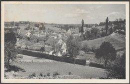 General View, Box, Wiltshire, C.1950 - TVAP Postcard - England