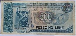 Albania 500 Leke 1994 - Albania