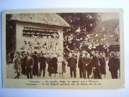 France >  [94] Val De Marne > Vincennes Section Belge Pigeons Voyageurs - Vincennes