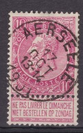 N° 58 AERSEELE  COBA +8.00 - 1893-1900 Fine Barbe