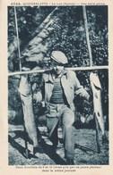 Cpa Intéressante Du 73 -  Aiguebelette-le-Lac - Une Belle Pêche - 2 Brochets De 9 Et 15 Livres Pris Dans La Même Journée - France