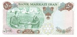 PERSIA P.  97b 100 R 1971 UNC - Iran