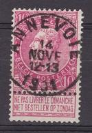 N° 58  ANNEVOIE - 1893-1900 Thin Beard