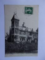 7-1-------------------chateau D Oche Pres Jumilhac Le Grand----------------voir Recto Verso - France