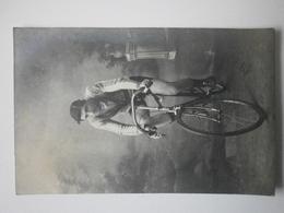 Cyliste, Carte Photo (8020) - Cyclisme