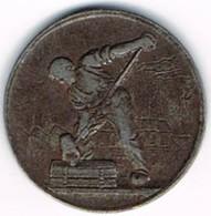 Allemagne - Nécessité - 10 Pfennig 1918 (fer) FRANKENTHAL - Noodgeld