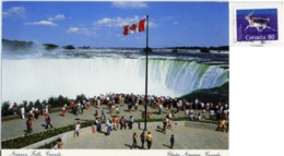 CANADA  ONTARIO  Niagara Falls  Nice Stamp - Niagara Falls