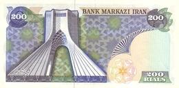 PERSIA P. 103c 200 R 1977 UNC - Iran
