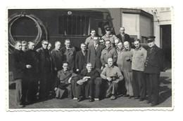 Brasschaat - De Luchtlijnploeg - Tram - Foto. - Brasschaat