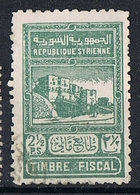 SYRIE TIMBRE FISCAL - Syria (1919-1945)