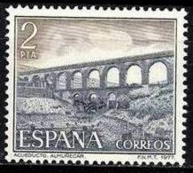 España. Spain. 1977. Turismo. Turism. Acueducto Romano. Almuñecar - 1931-Hoy: 2ª República - ... Juan Carlos I