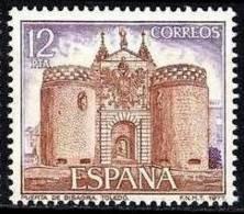 España. Spain. 1977. Turismo. Turism. Puerta De Bisagra. Toledo - 1931-Hoy: 2ª República - ... Juan Carlos I