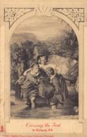 R188241 Crossing The Ford. W. Mulready R.A. Tuck. 1904 - Ansichtskarten