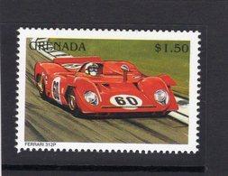 Ferrari Racing Cars  - Ferrari 312P  -  Grenada 1v Neuf/Mint/MNH - Automobile