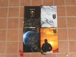 Calendari Reggimento Carabinieri Trentino Alto Adige - Formato Piccolo : 2001-...